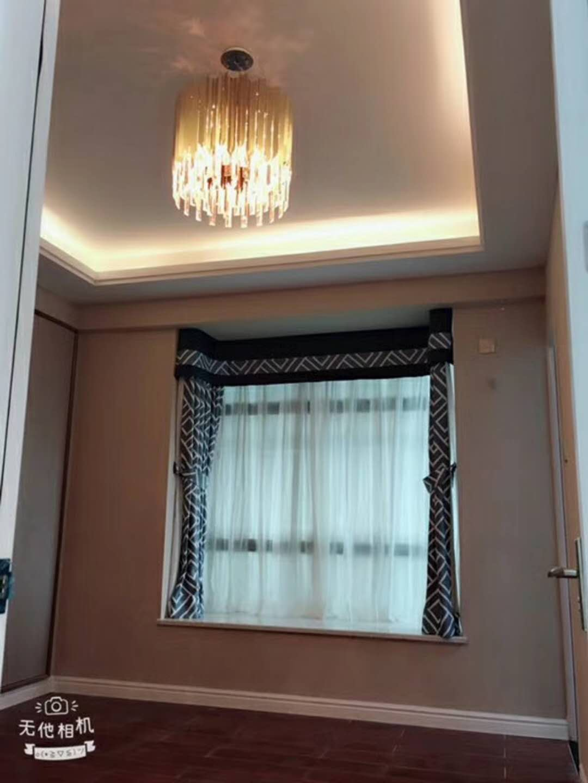 虎门小产权房东逸湾1号样板间卧室实拍照片