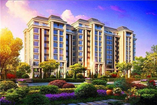 东莞厚街小产权房4栋花园小区康桥新城  复式买一层送一层 分期八年!